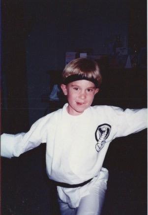 1996. ?? Clay karate (???)