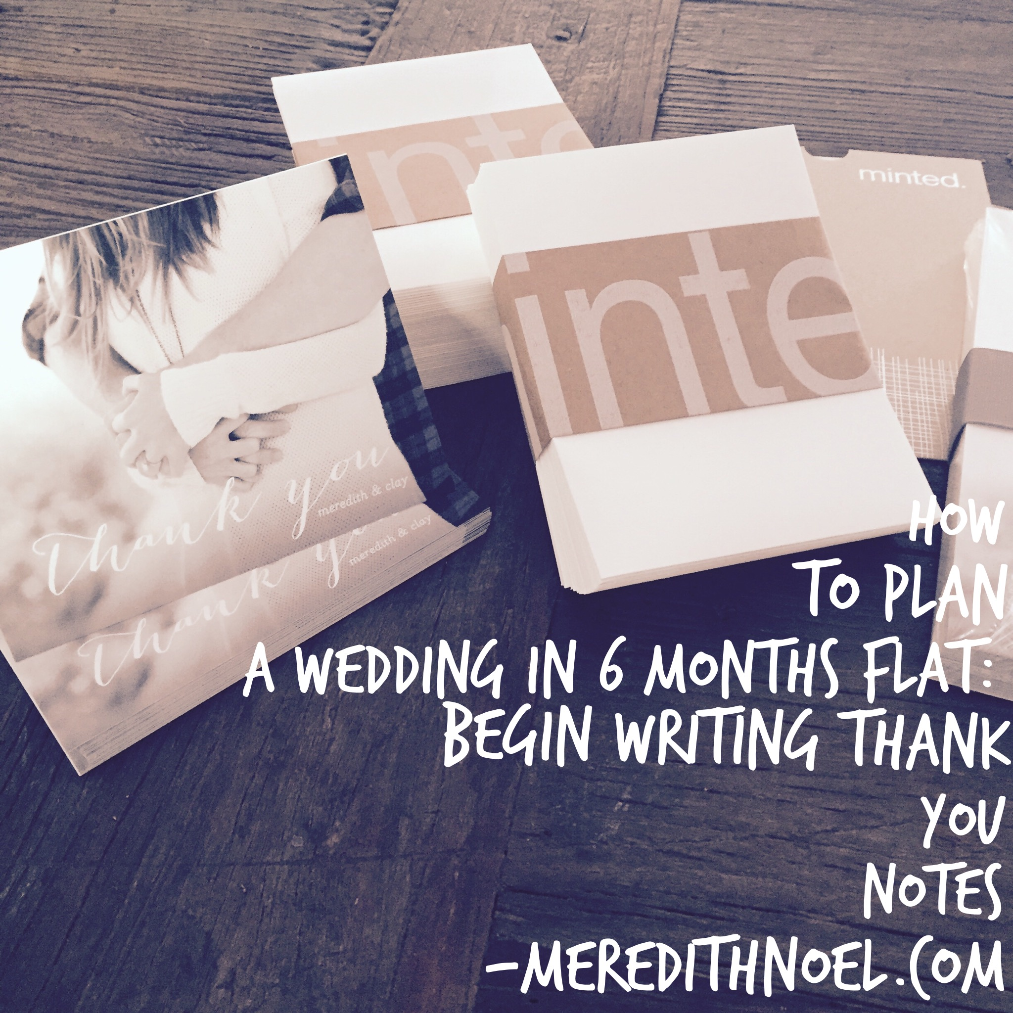 How To Plan A Wedding In 6 Months Flat: Week 18