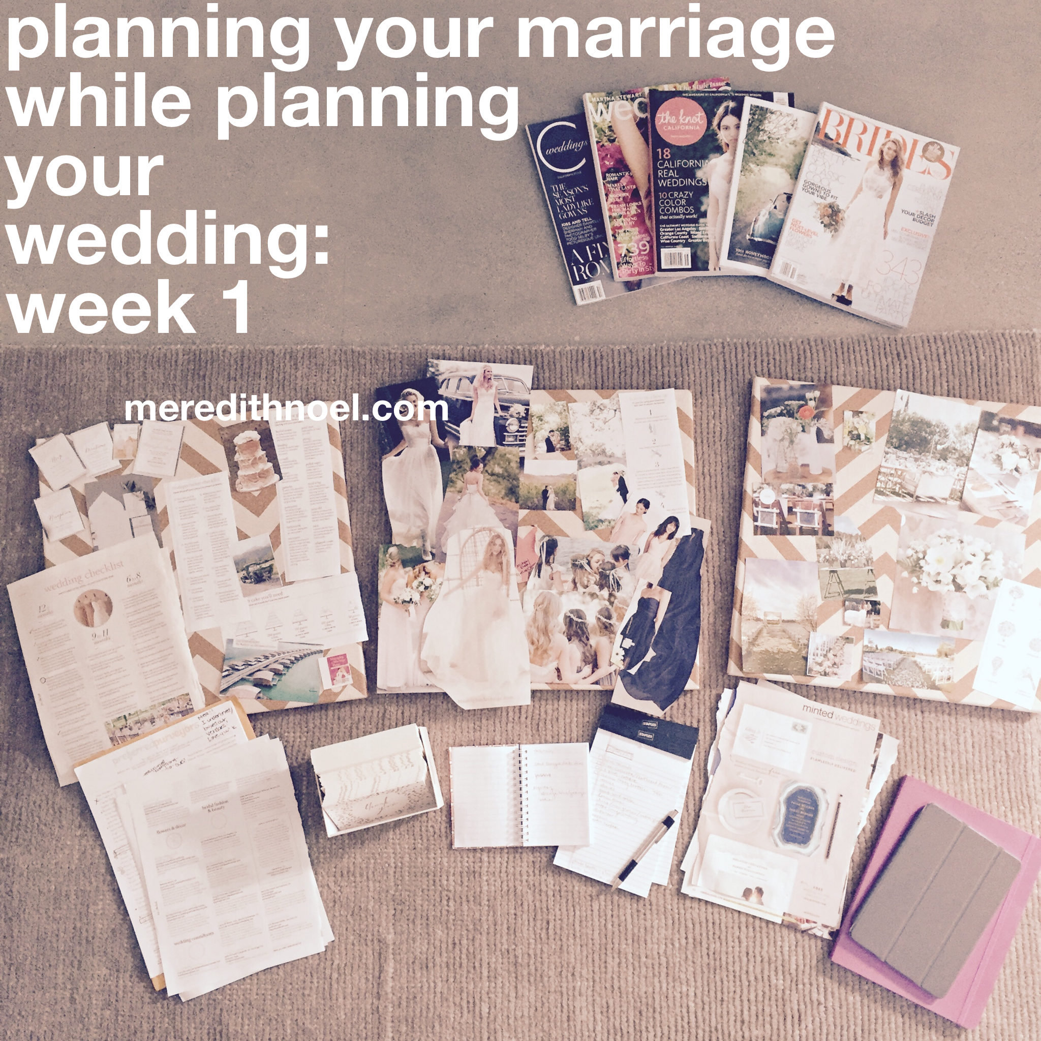 2015.11.5 planning your marriage week 1